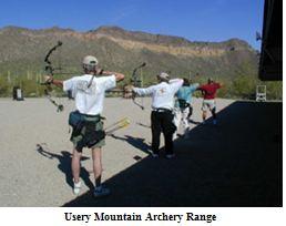 Archery 101 – Usery Park   Explore Arizona