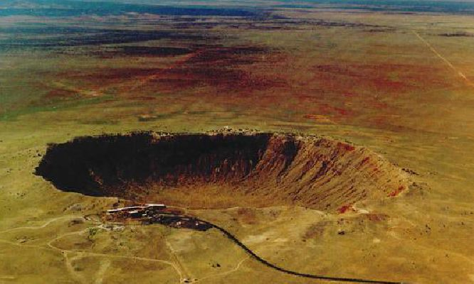 Meteor Crater – The ...